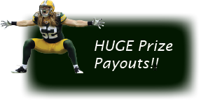 Unparalleled prize payouts for fantasy football leagues